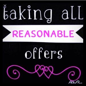 Other - Taking All Offers